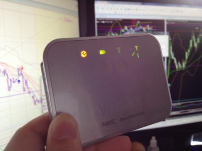 Wi-MAXのスピードと安定感は仕事も家庭でも使えるか